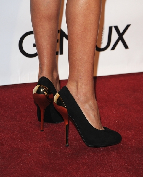 Туфли на металлической шпильке