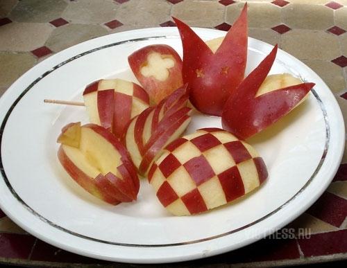 фруктовая нарезка фото