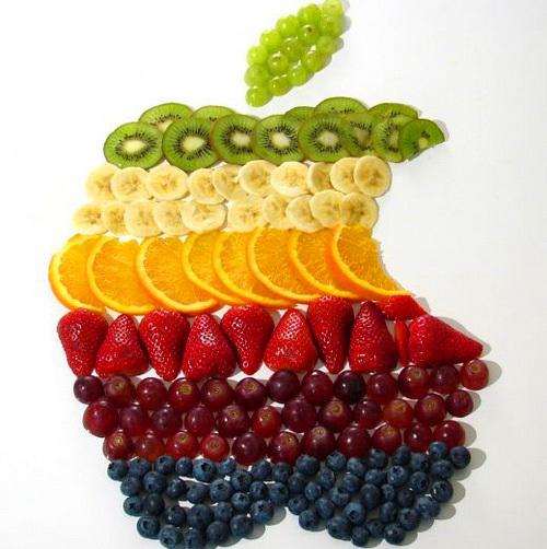 идея для фруктовой нарезки