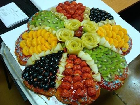 фрукты для нарезки