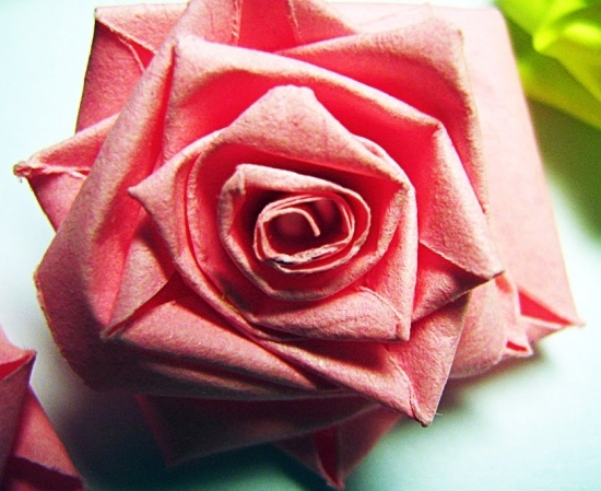 квиллинг роза