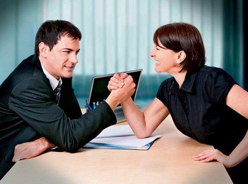 паритетные отношения - равноправие в семье или соперничество полов