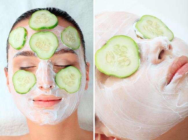 Рецепт маски для лица питательной