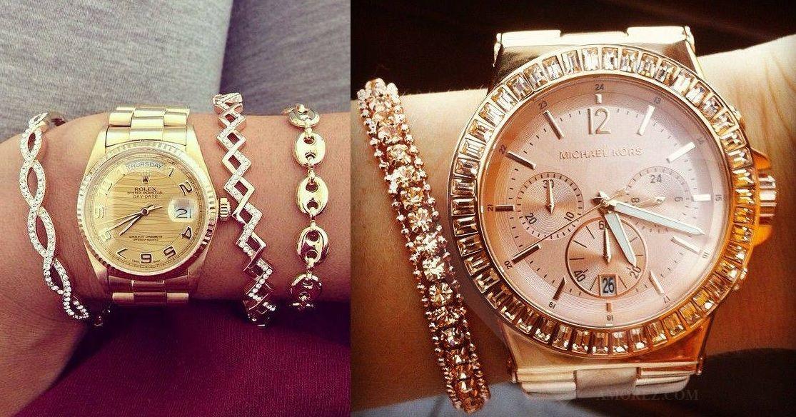 женские часы наручные модные