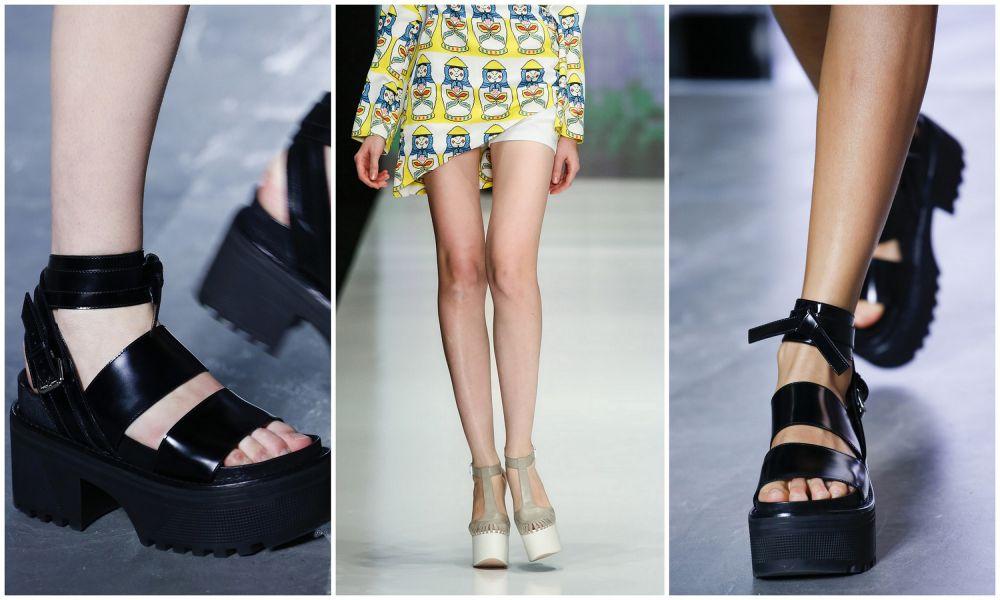 37668cd33 Модные босоножки весна-лето 2019 для женщин - тренды, фото