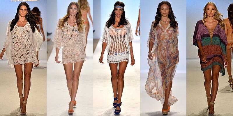 Пляжная Мода Лето 2017