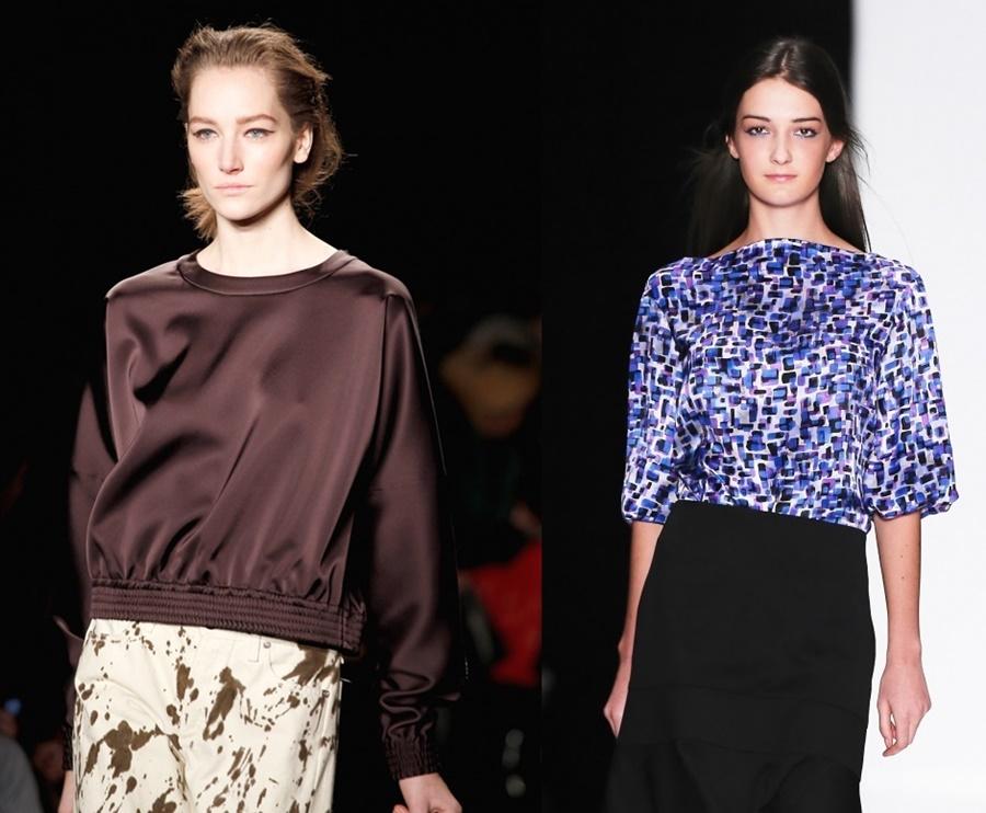 Самые Модные Блузки От Русских Дизайнеров
