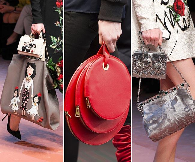 ba979d950e25 Одной из самых стильных тенденций сезона осень/зима 2016 стала сумка,  состоящая из нескольких дополнительных сумок. Loewe представляет двойной  вариант с ...