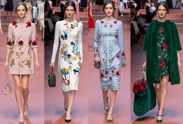 9 10 12. Большое разнообразие различных моделей модных платьев осень-зима  2016-2017 ... cc340bb8c3c75