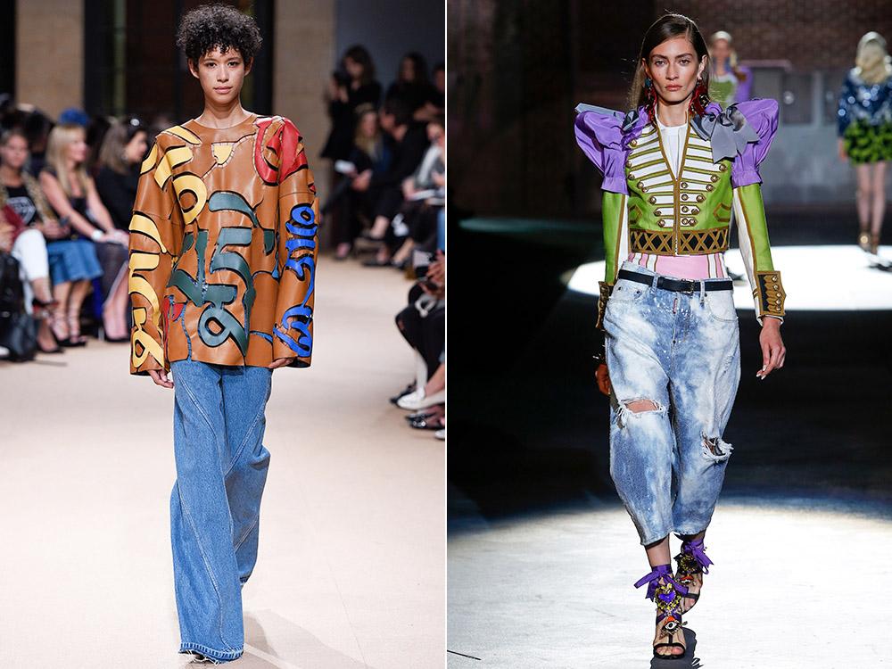 Модные Джинсы Весна 2017 Женские Доставка
