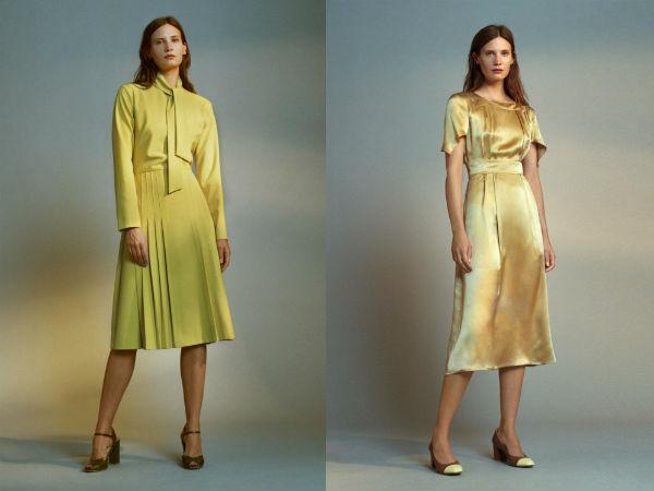 Maryam Nassir Zadeh офисные платья