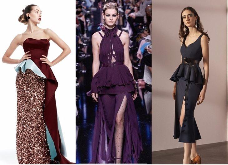 Красивые платья с разрезами