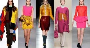 Варианты модных блузок