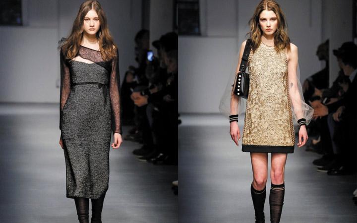 Les Copains - платья в стиле ретро