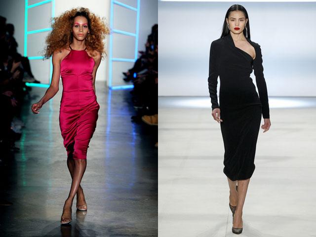 Трендовые платья