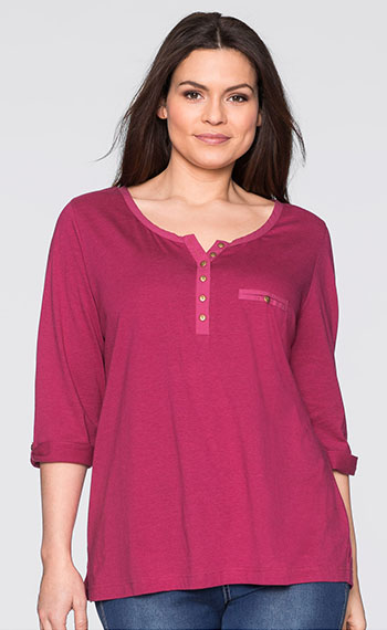 Розовая футболка бэби-дол