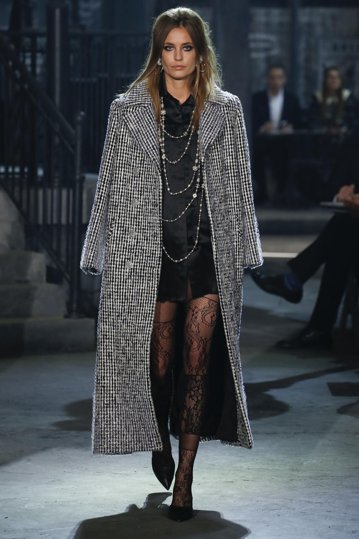 Серый кардиган-пальто