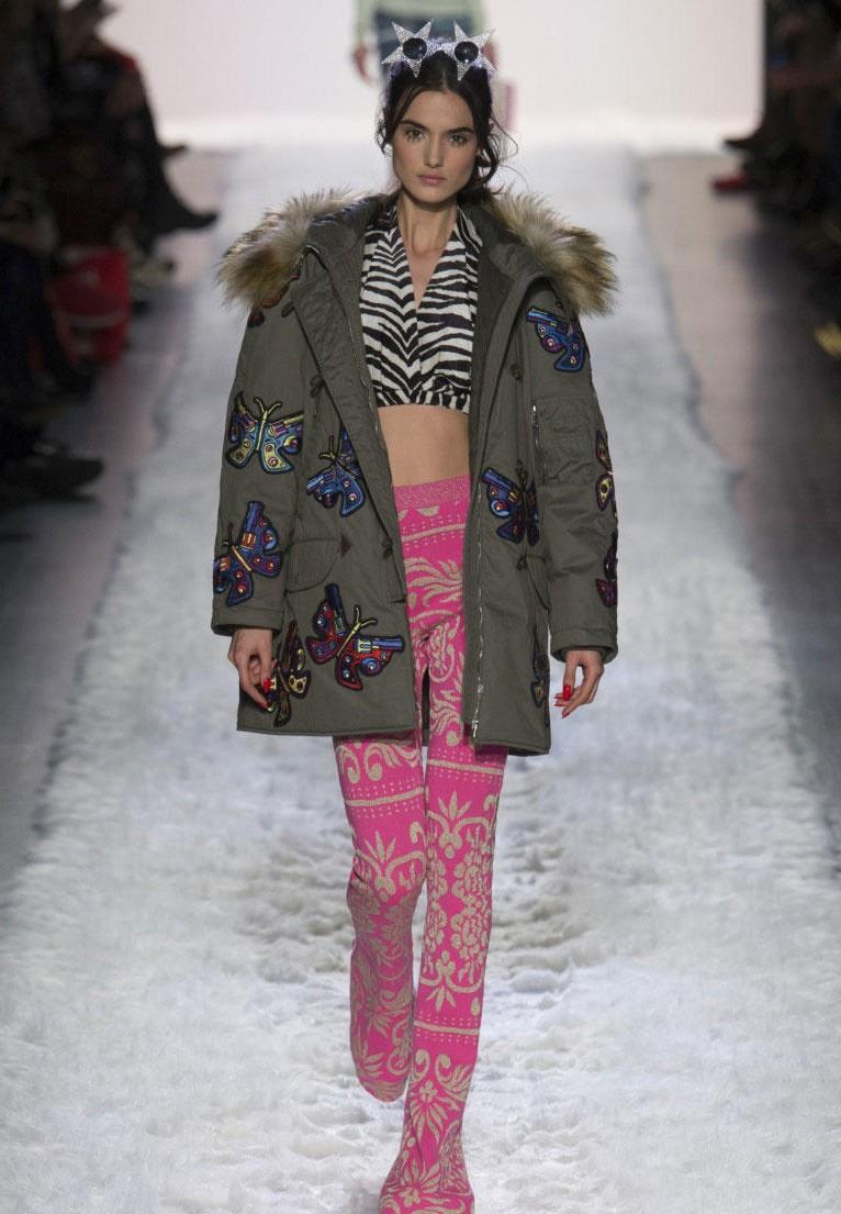 Куртки с принтом