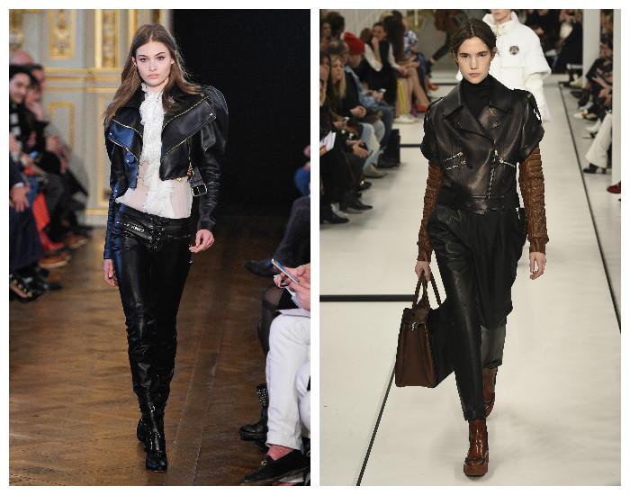 Укороченные модели курток