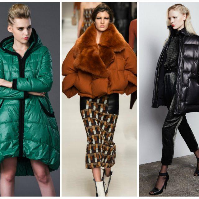 Куртки с меховой отделкой